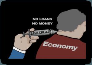 No loans no money