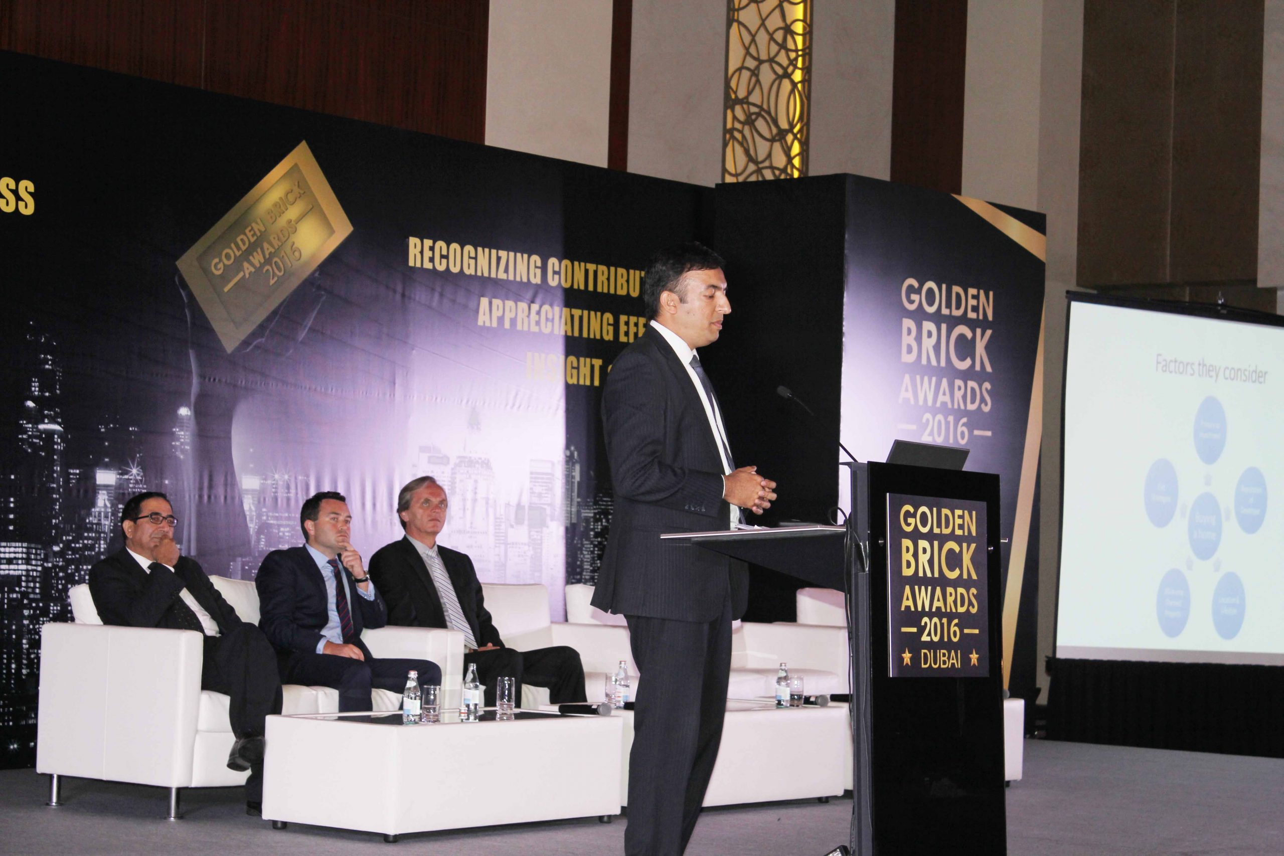 Golden Bricks Awards 2016