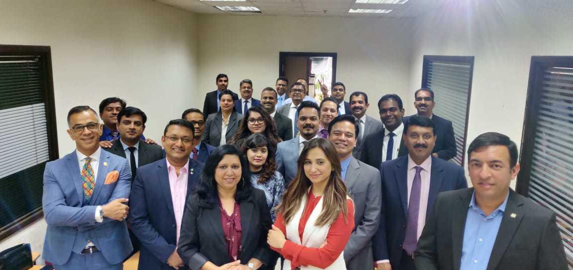 MDRT MCC UAE Gargash Insurance Road Show