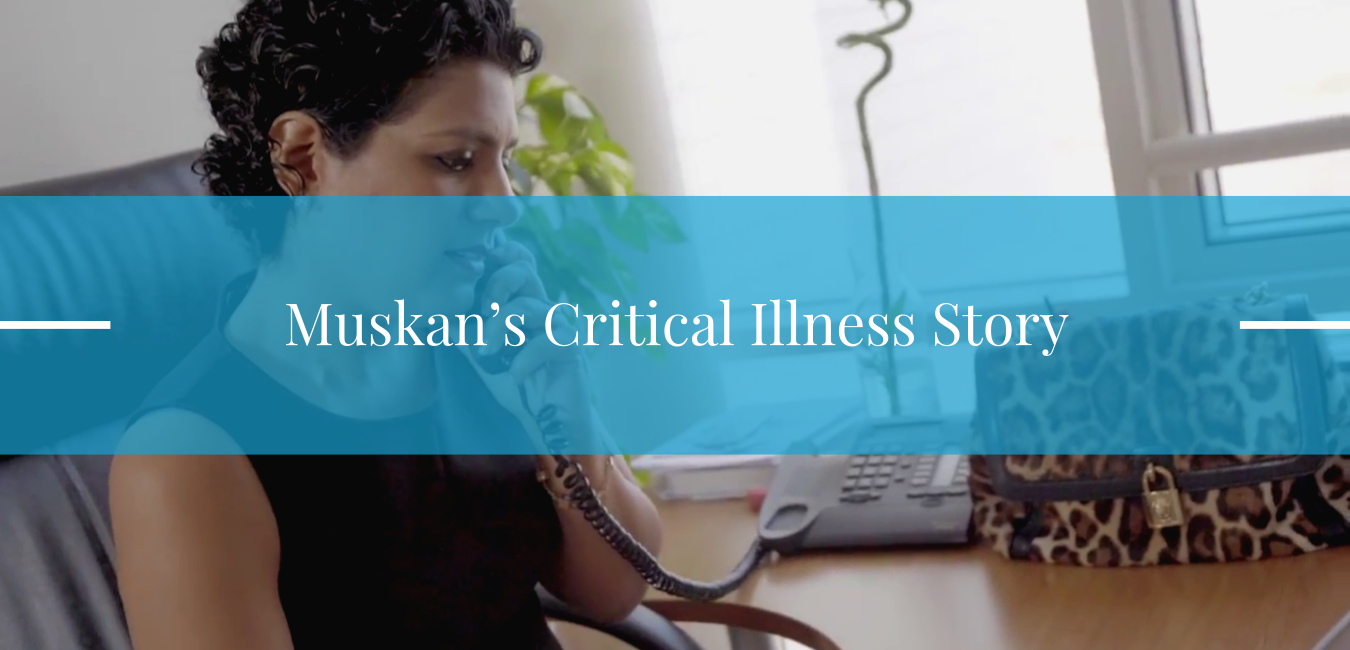 Muskan's Critical Illness Story