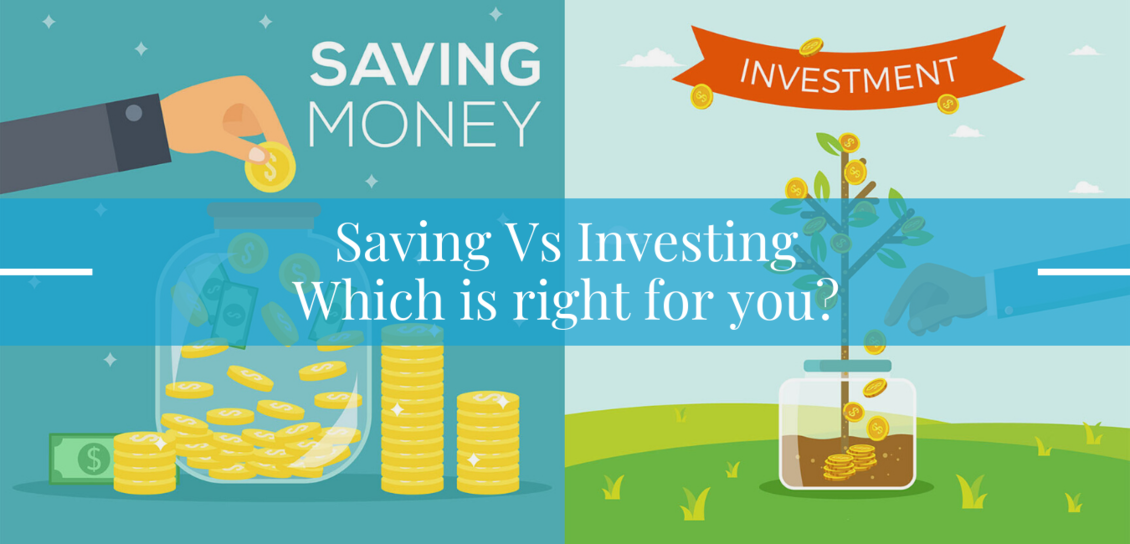 Save or Invest - Which is right for you