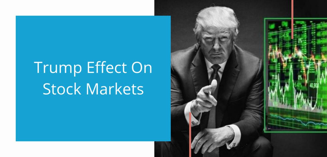 Trump effect on stock markets