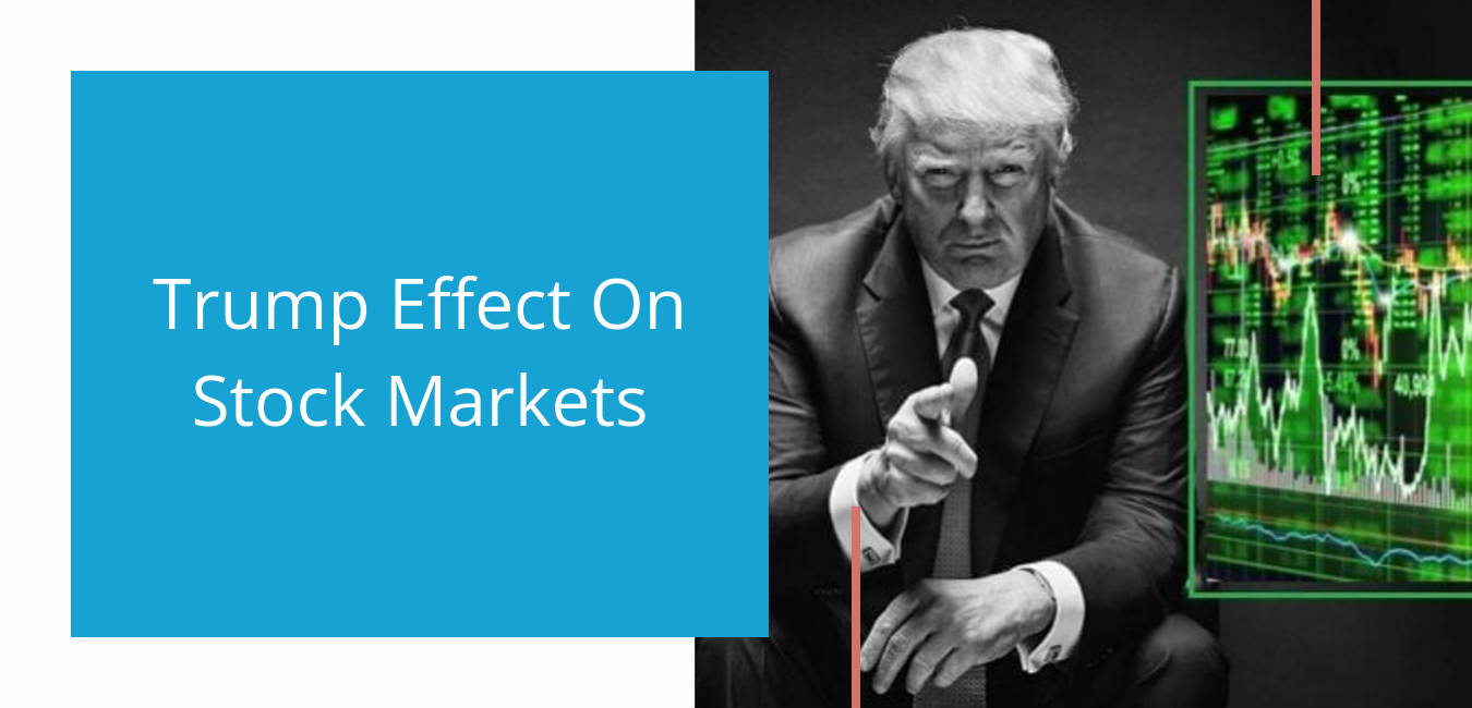 Trump effect on stock markets